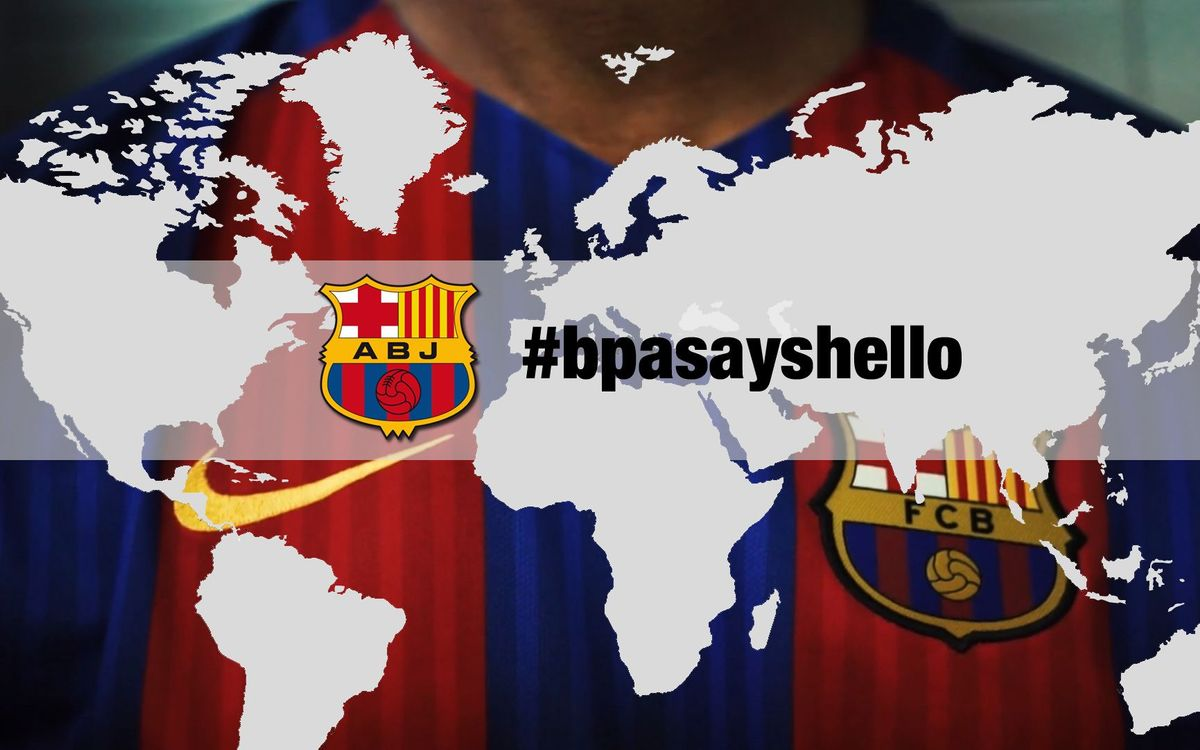 The Barça Players' Association presents its website in English