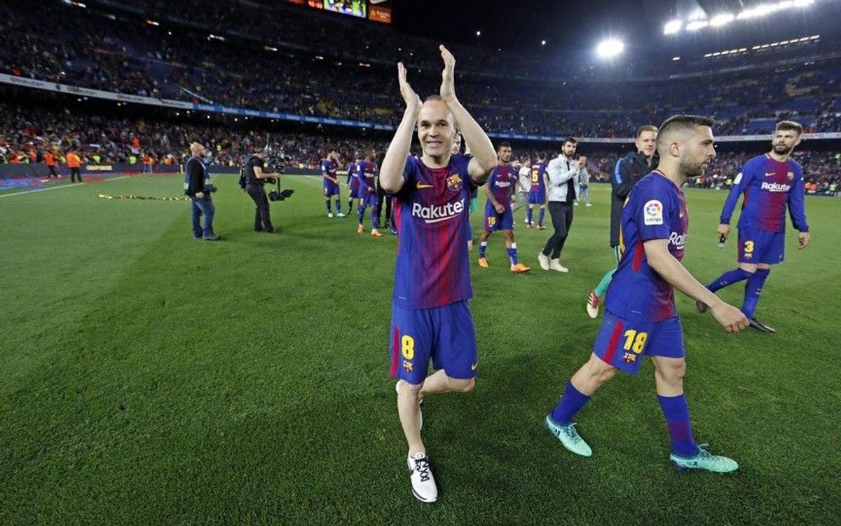El 9º Premio Barça Jugadores ya tiene finalistas