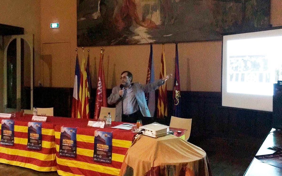 Perpinyà dóna la benvinguda a la Folga 65
