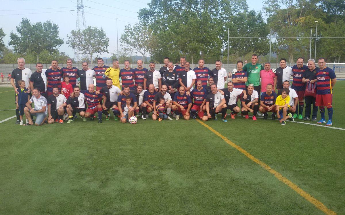 El equipo del ABJ vence a los Veteranos de Santa Perpètua del Vallès por 11 a 4