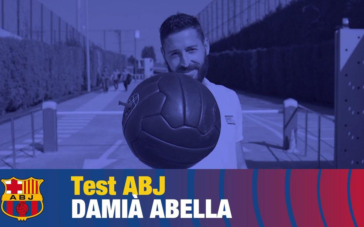 Damià Abella: