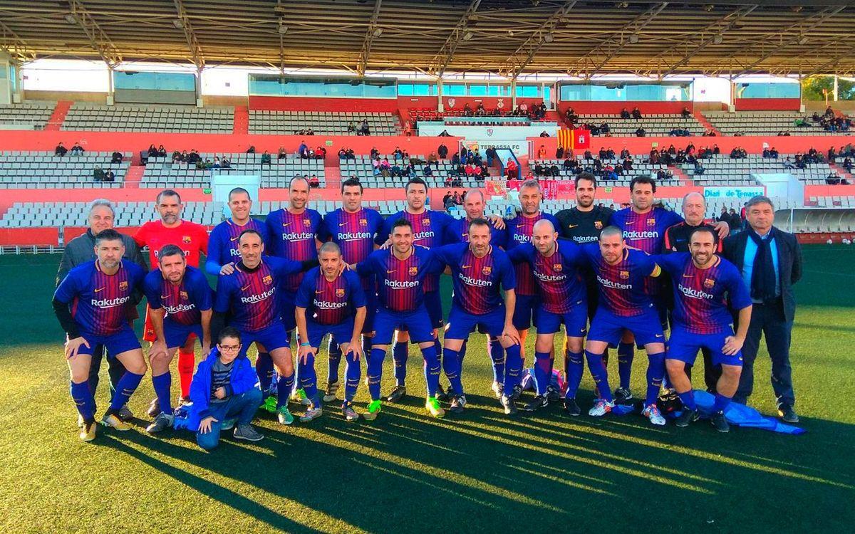L'Agrupació disputa a Terrassa el partit d'homenatge a Cristian Garcia