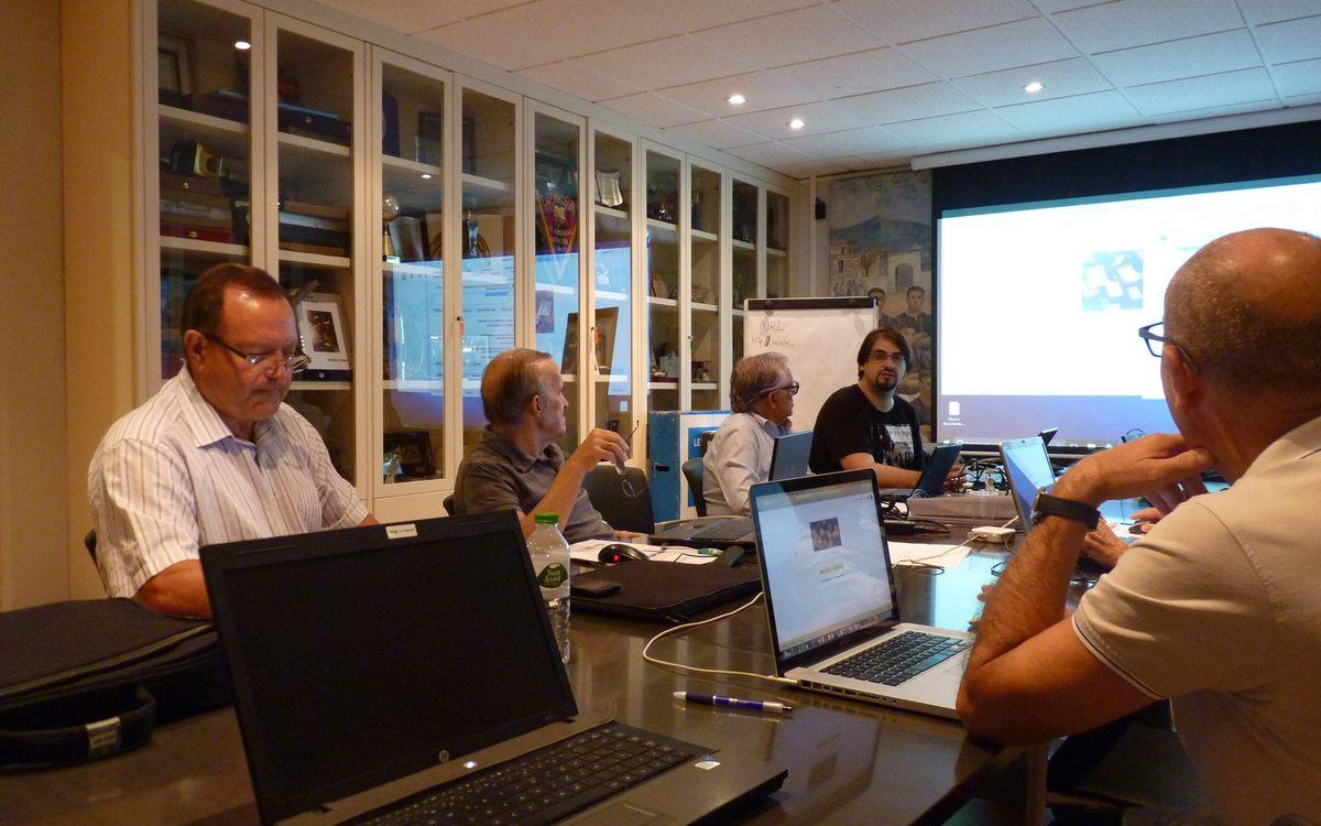 Els tràmits per internet, al dia a l'ABJ