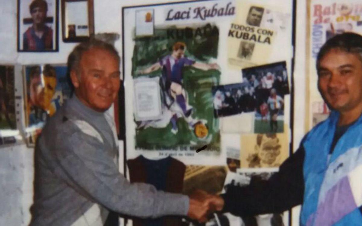 La figura de Ladislau Kubala revivirá durante la Semana Barça Jugadores