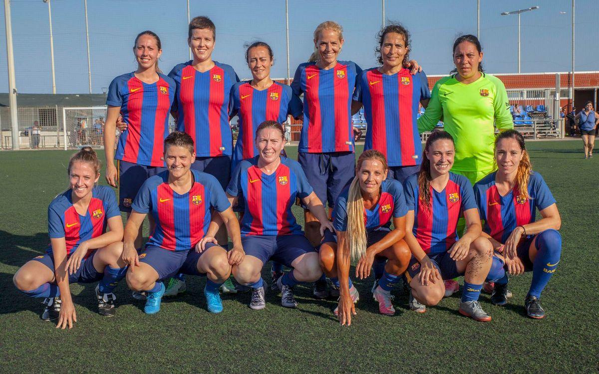 L'ABJ Femení cau a les semifinals del Torneig Femelite