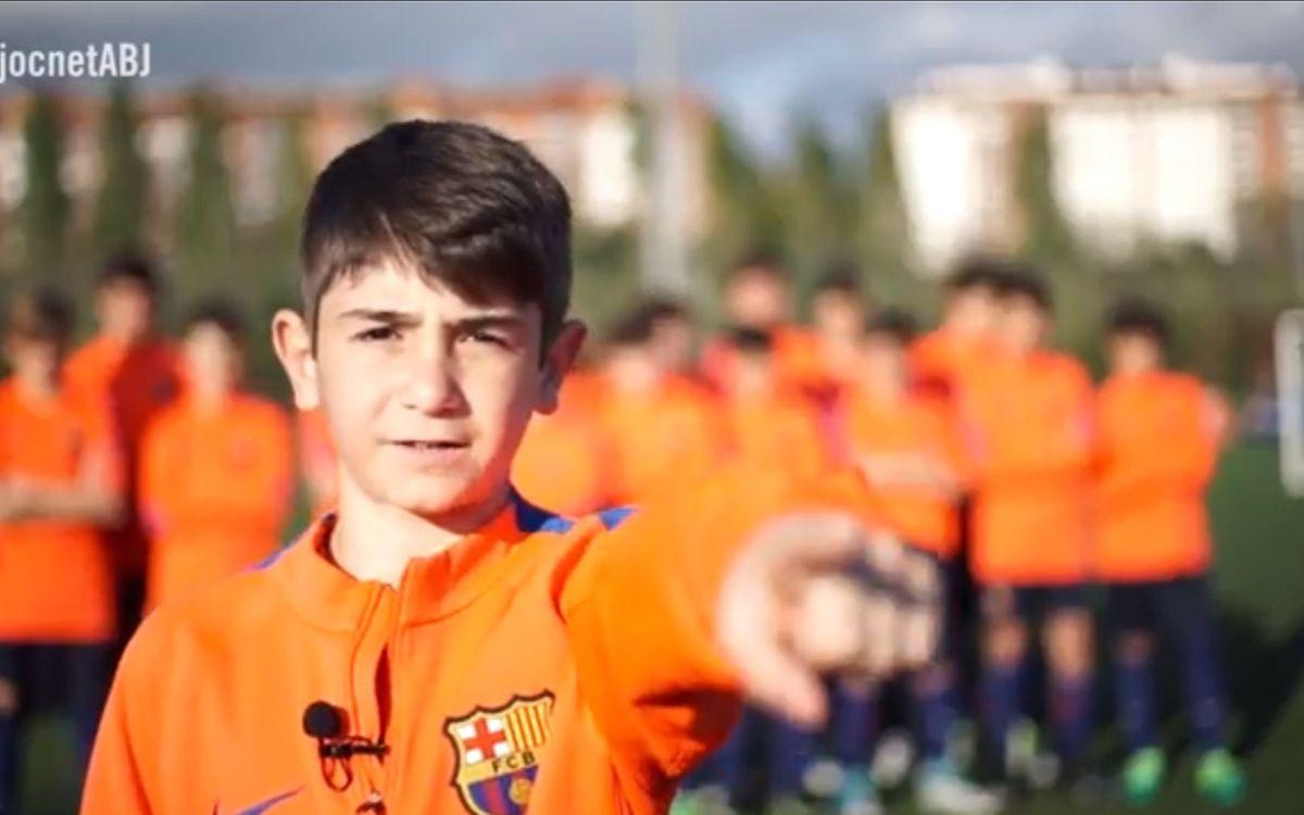 Empiezan las votaciones para el 8º Premio Barça Jugadores