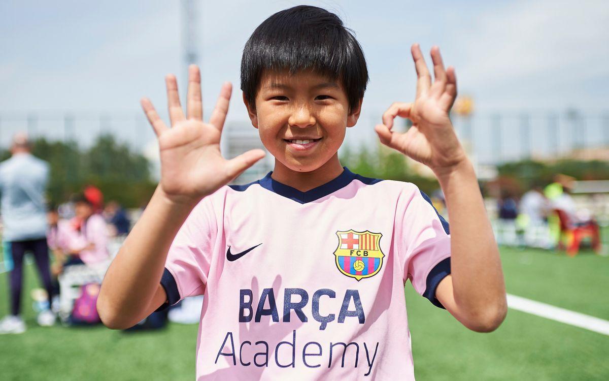 El proyecto Barça Academy anuncia su escuela de fútbol número 50 en todo el mundo