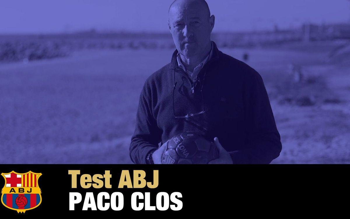 Paco Clos: