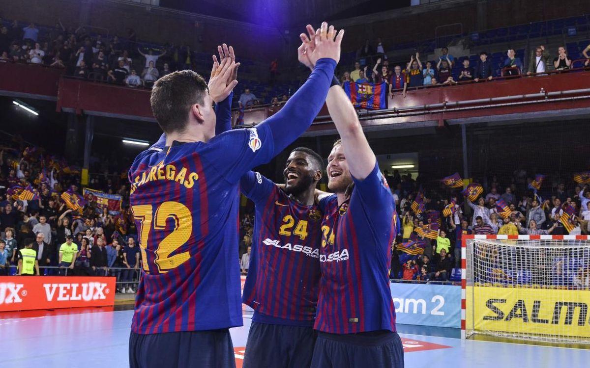 Barça Lassa – HC Vardar: Arriba la primera final a Colònia