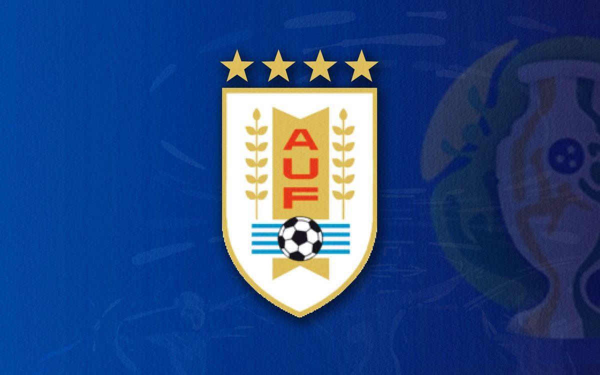 La selecció d'Uruguai a la Copa Amèrica 2019