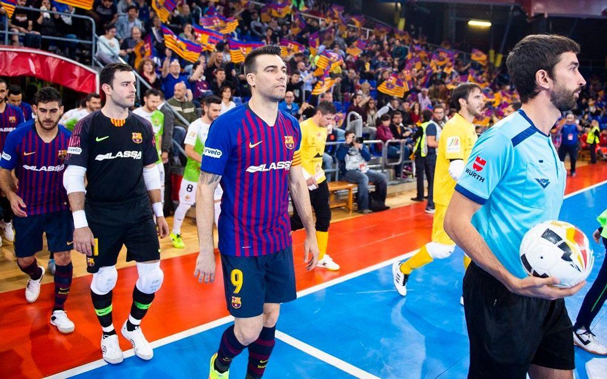 El Palau decide la semifinal