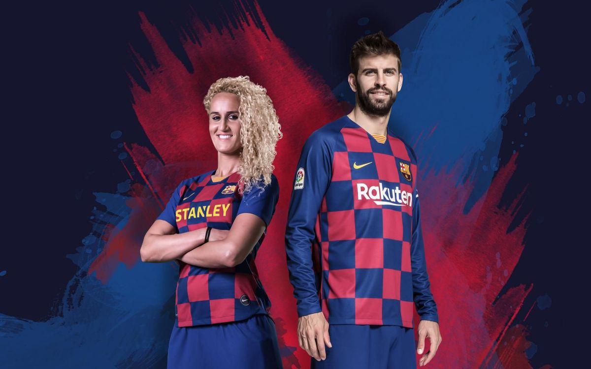 New Barça shirt