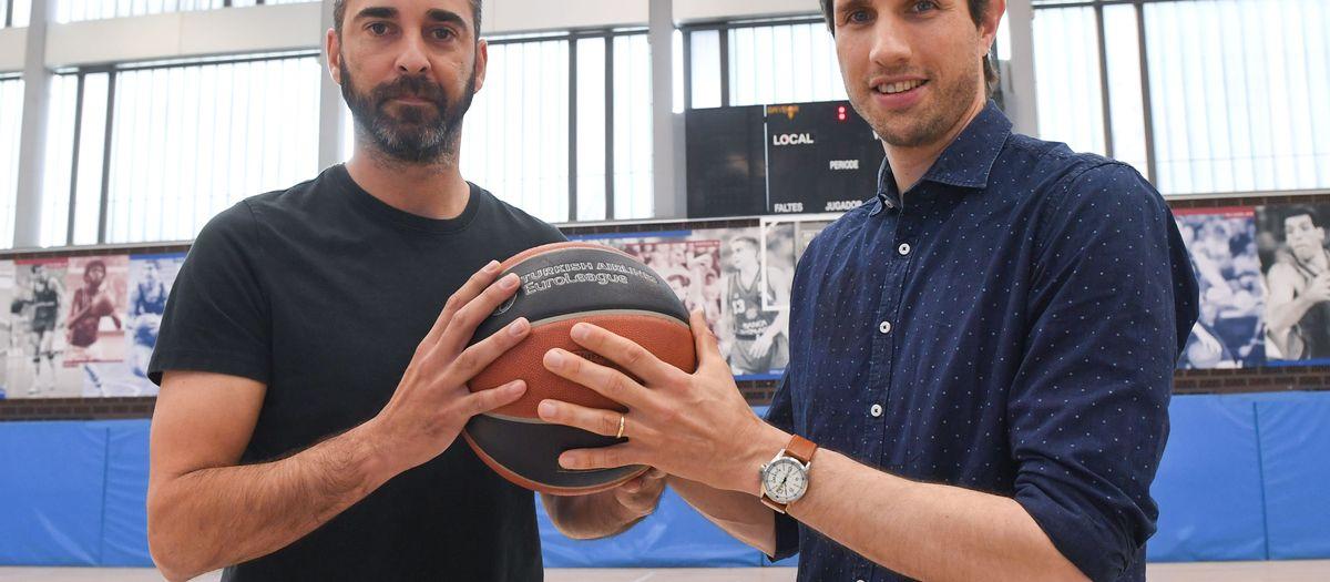 Juan Carlos Navarro, new technical secretary for youth basketball