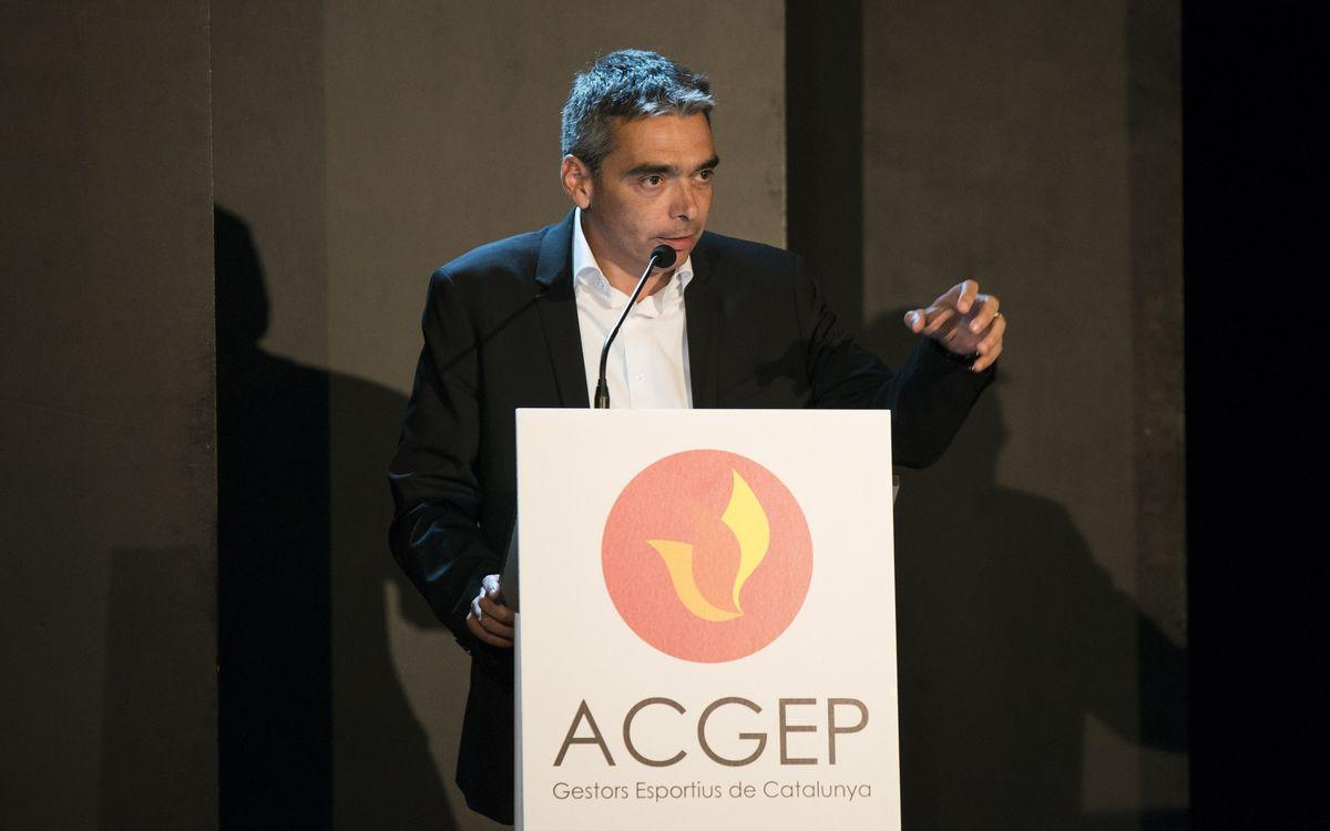 VII Premis Catalunya Gestio Esportiva