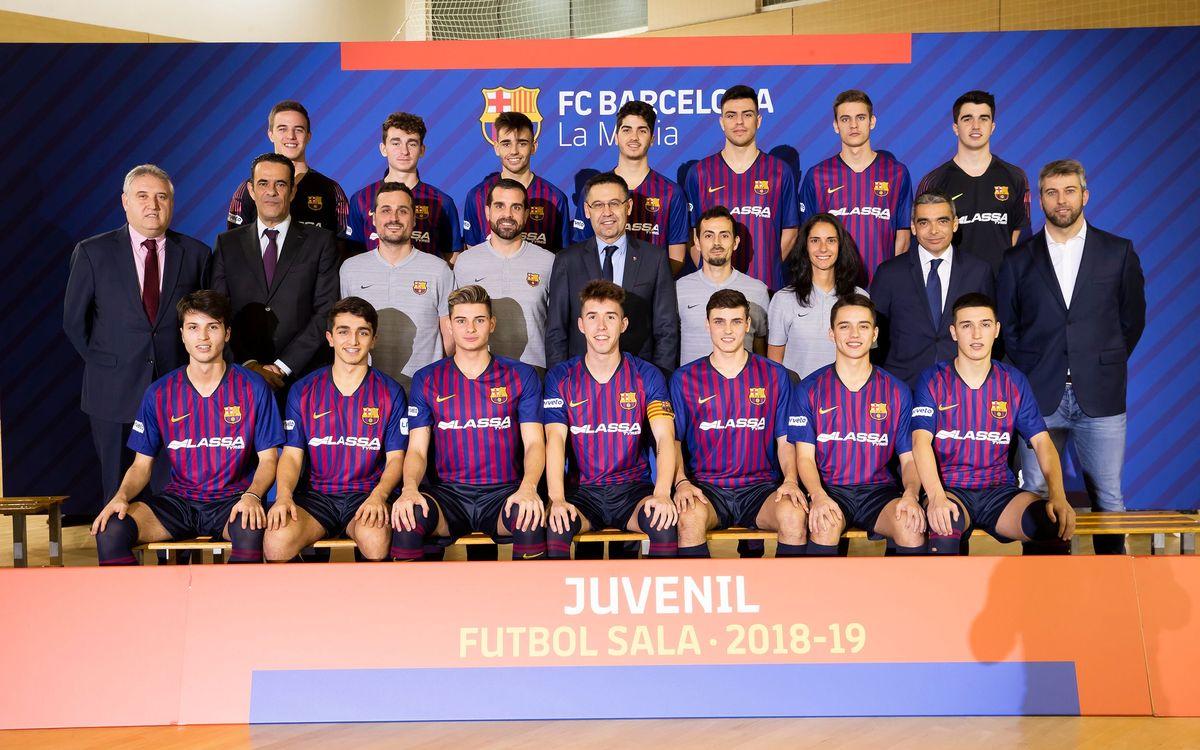 Tot llest per a la Final a Vuit de la Copa d'Espanya Juvenil