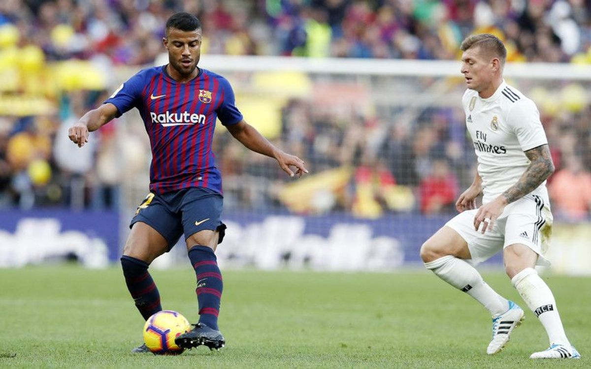 Rafinha to attend eighth edition of Barça Academy World Cup