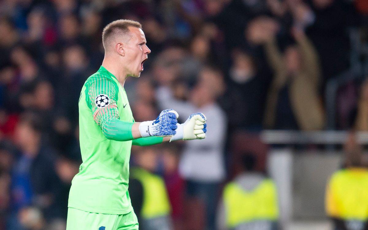 Les joueurs du Barça inscrits pour la Ligue des Champions 2019/20