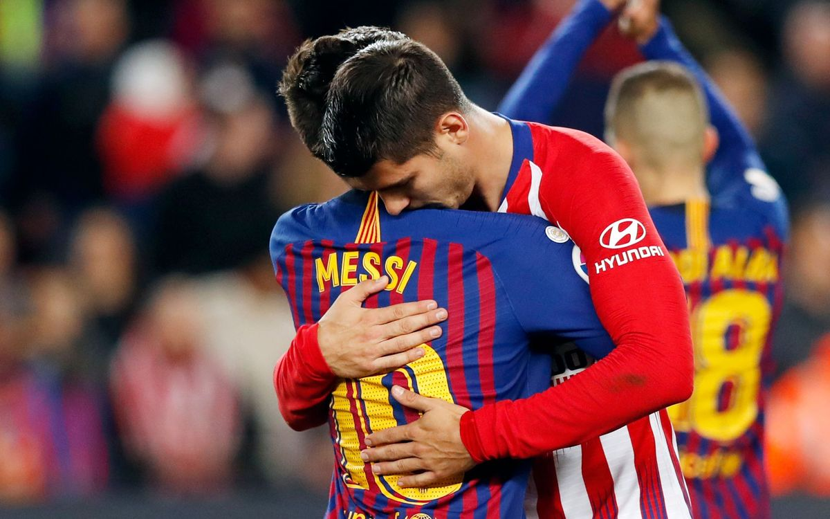 2019-04-07 - Barça vs Atlético - MIGUEL