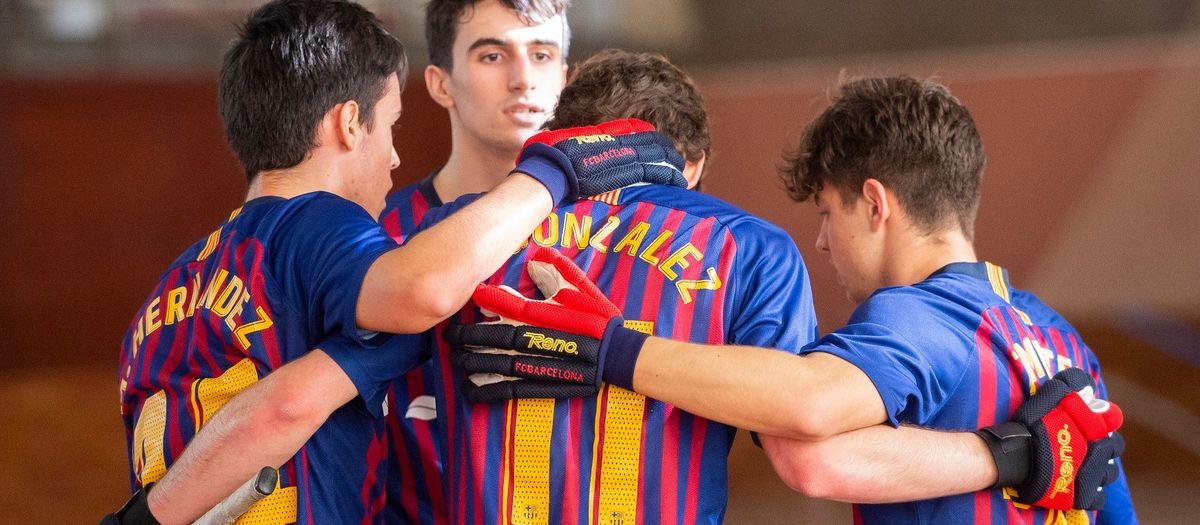Barça Lassa C: A dos partidos del ascenso a Nacional Catalana