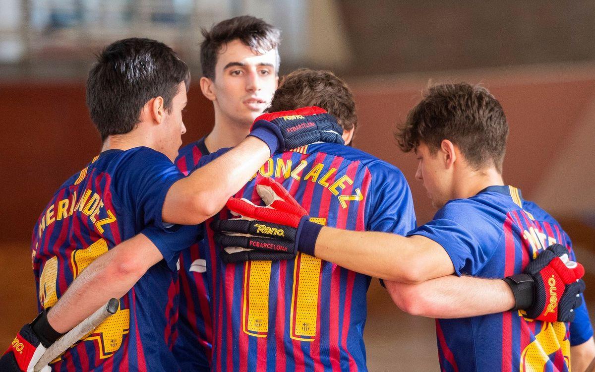Barça Lassa C: A dos partits de l'ascens a Nacional Catalana