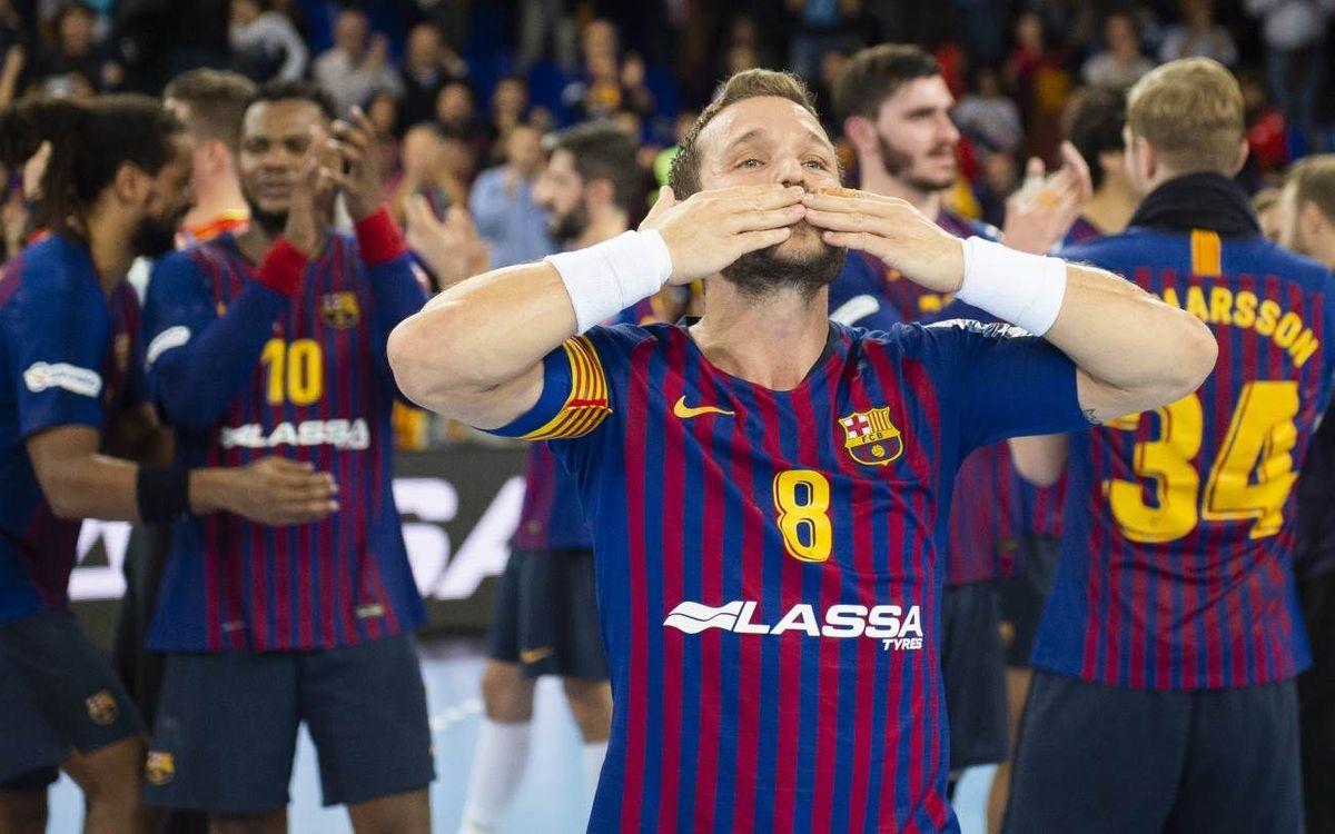 Las mejores fotos de la temporada 18/19 del Barça Lassa