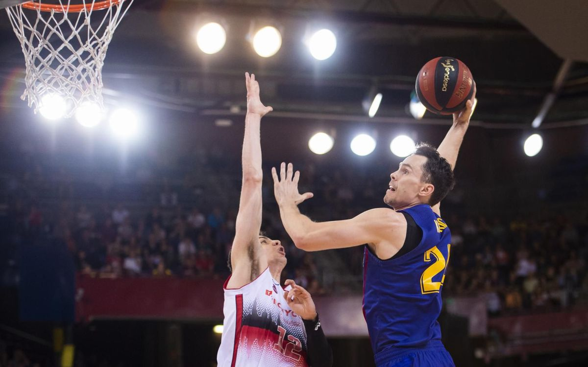 Barça Lassa 101–59 Tecnyconta Zaragoza: Huge win for the hosts!