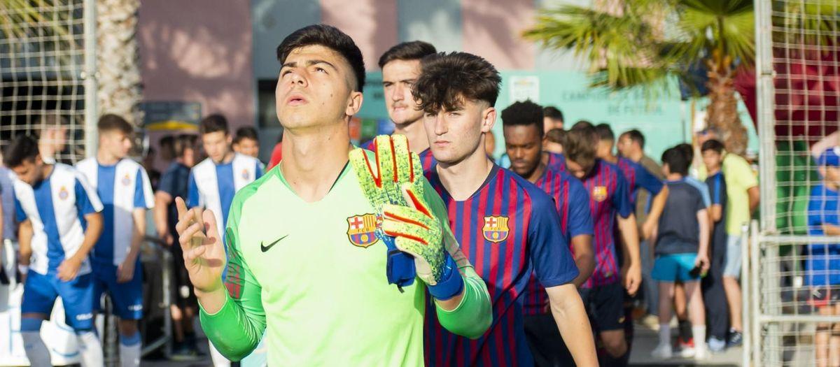 Juvenil B – Espanyol B: Derrota als penals (2-2; 2-4)