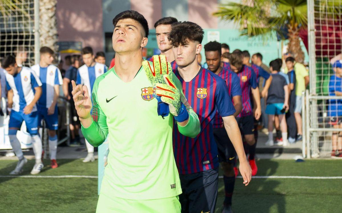 Juvenil B - Espanyol B: Derrota en los penaltis (2-2; 2-4)