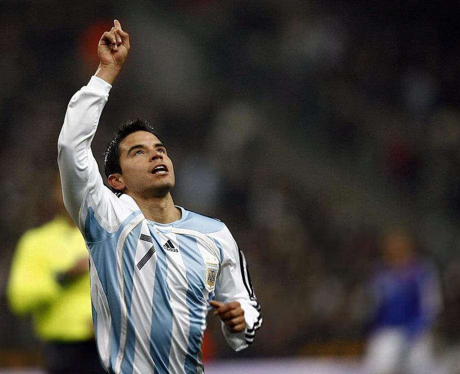 Resultado de imagen para argentina 6-1 ecuador copa america 2004 saviola
