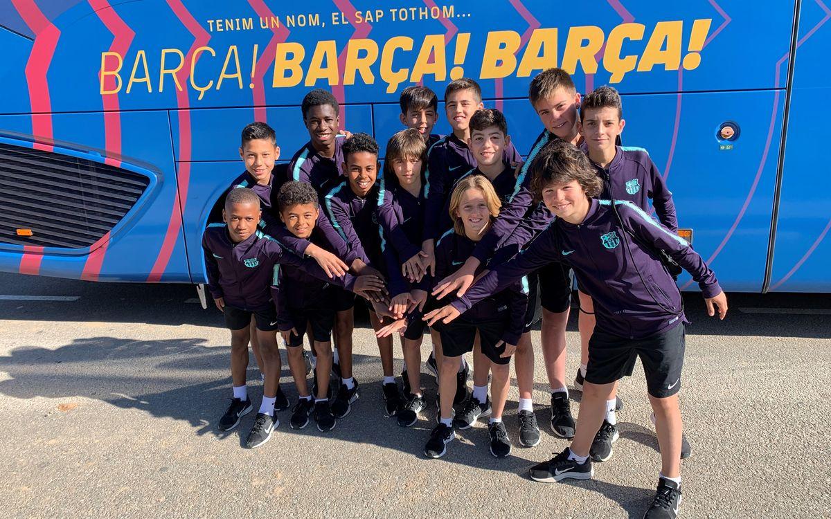 El Barça defiende título en LaLiga Promises Nacional