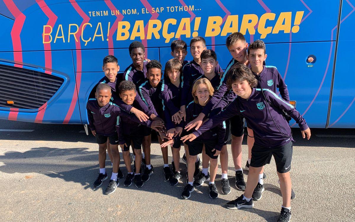 El Barça defensa títol a LaLiga Promises Nacional