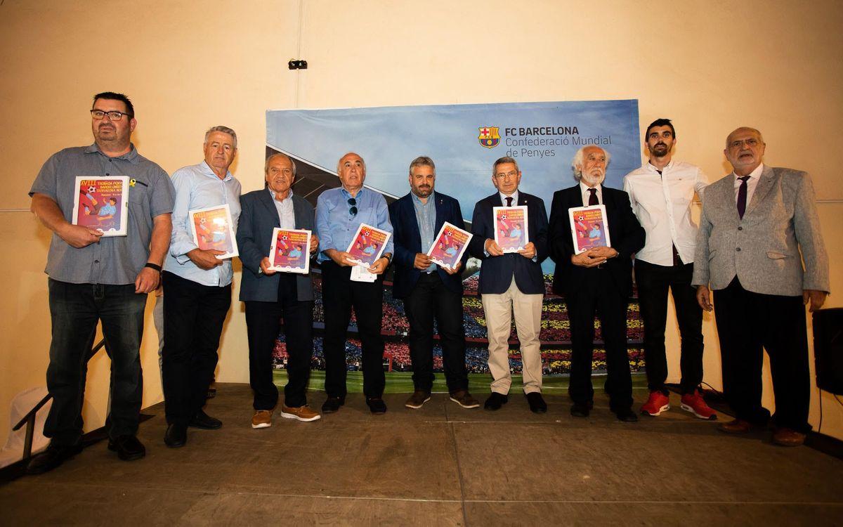 Riudecanyes reúne las peñas de Tarragona Norte