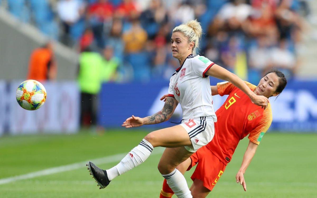 Les deu blaugranes de la selecció espanyola, als vuitens del Mundial
