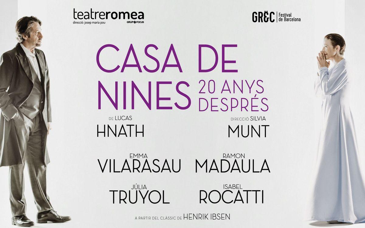 'Casa de Nines, 20 anys després' con descuento especial para los socios