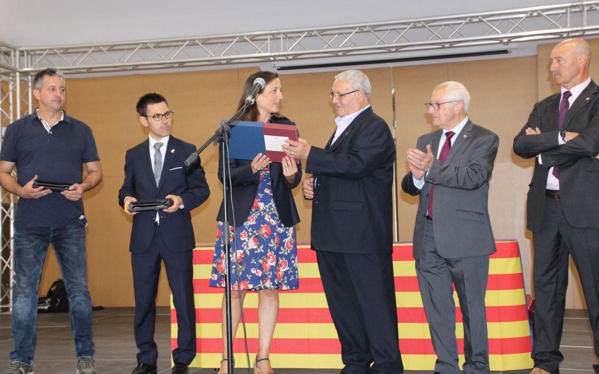 La Penya Barcelonista Roda de Ter i les Masies celebra el seu 30è Aniversari