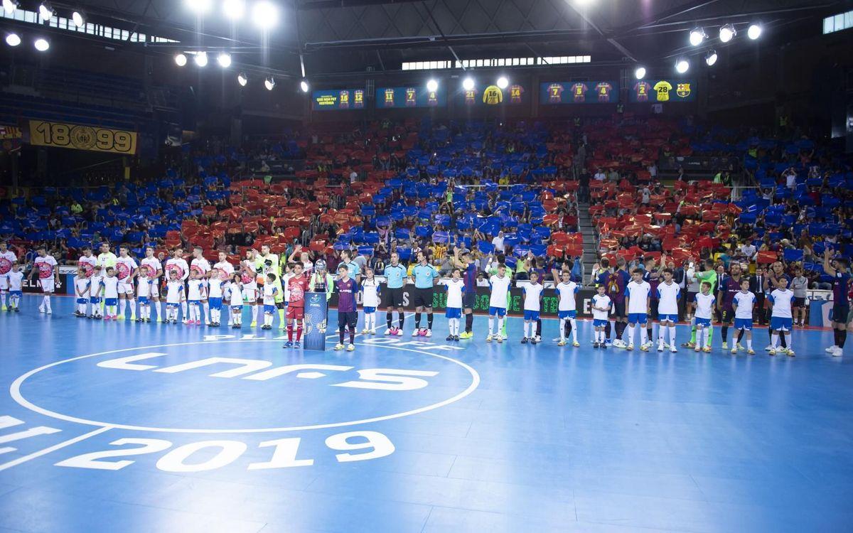 Rècord d'entrades venudes per l'últim partit de la final