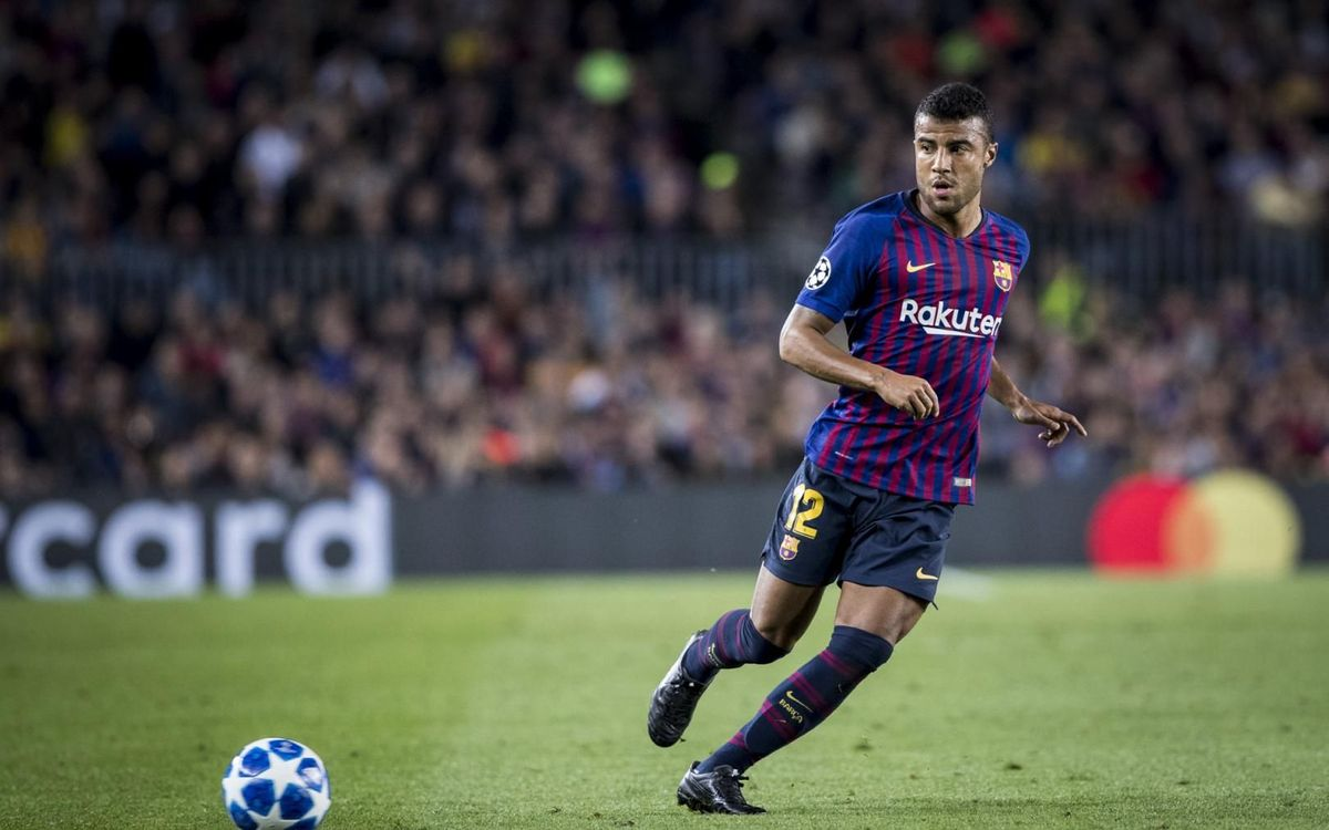 936941d68c5 Rafinha receives medical all-clear