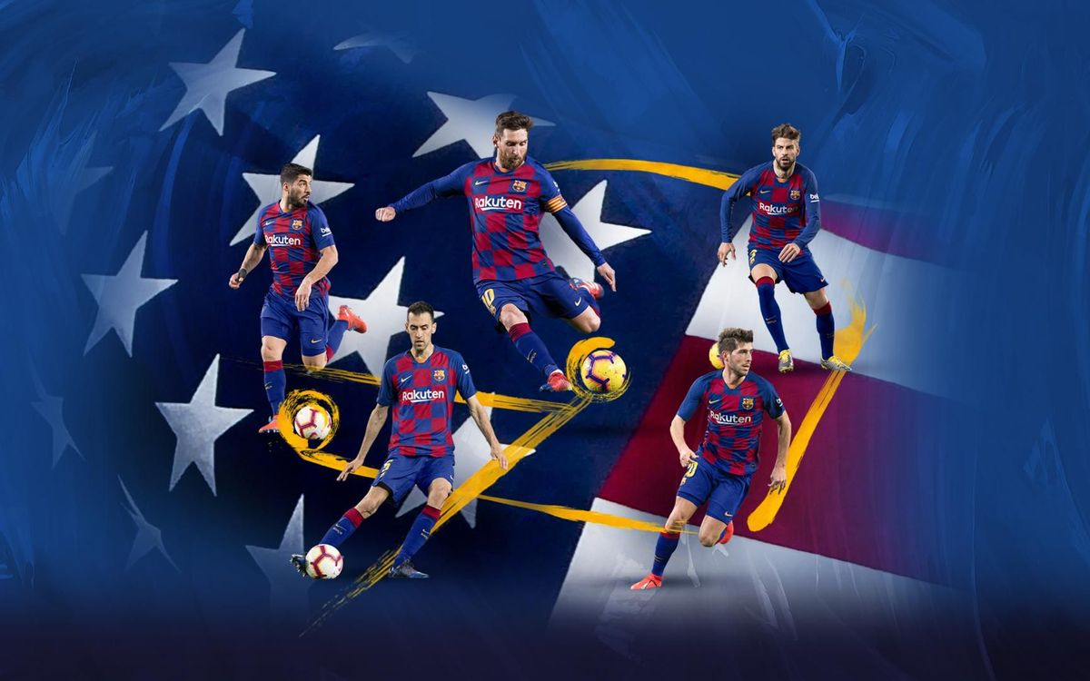Barça to travel to USA for second part of preseason