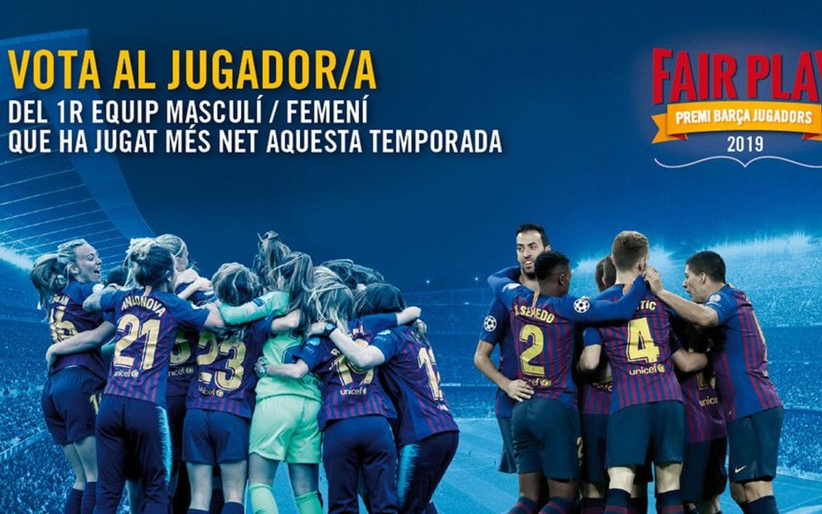 L'Agrupació inicia el compte enrere per la designació del Premi Barça Jugadors