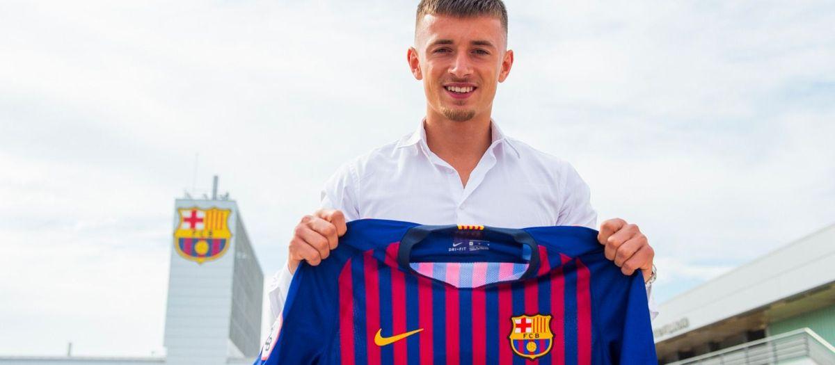 Mike van Beijnen se incorpora al Barça