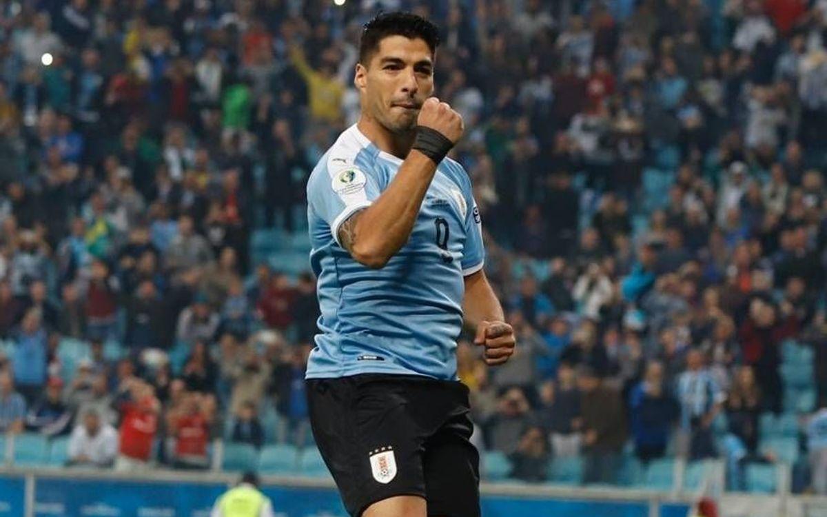 uruguay suarez