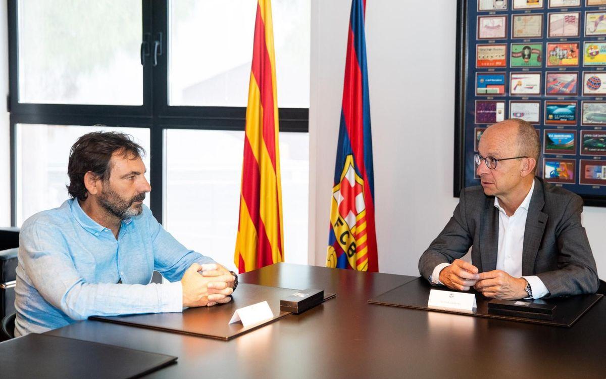 Fundación Barça y Open Arms firman un nuevo acuerdo para empoderar a las comunidades de origen en Senegal