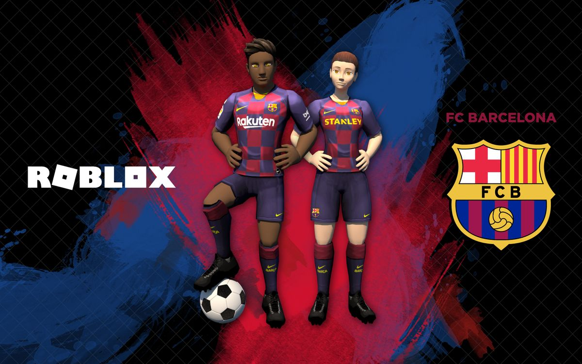 Barça and Roblox join forces to bring more than 90 million children and teenagers around the world closer to the Club