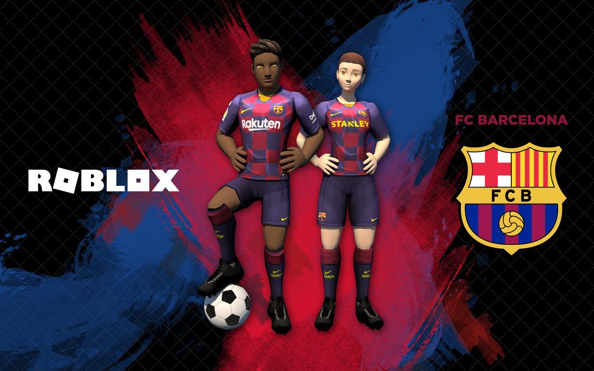 バルサは、クラブ・ブラウグラナを世界中にいる9000万人を超える 少年・若者にとって、身近な存在にするため、ロブロックス( ROBLOX) と提携