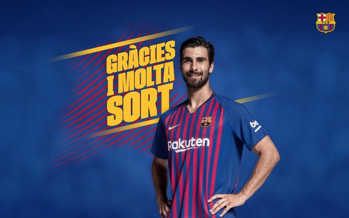 Acord amb l'Everton pel traspàs d'André Gomes