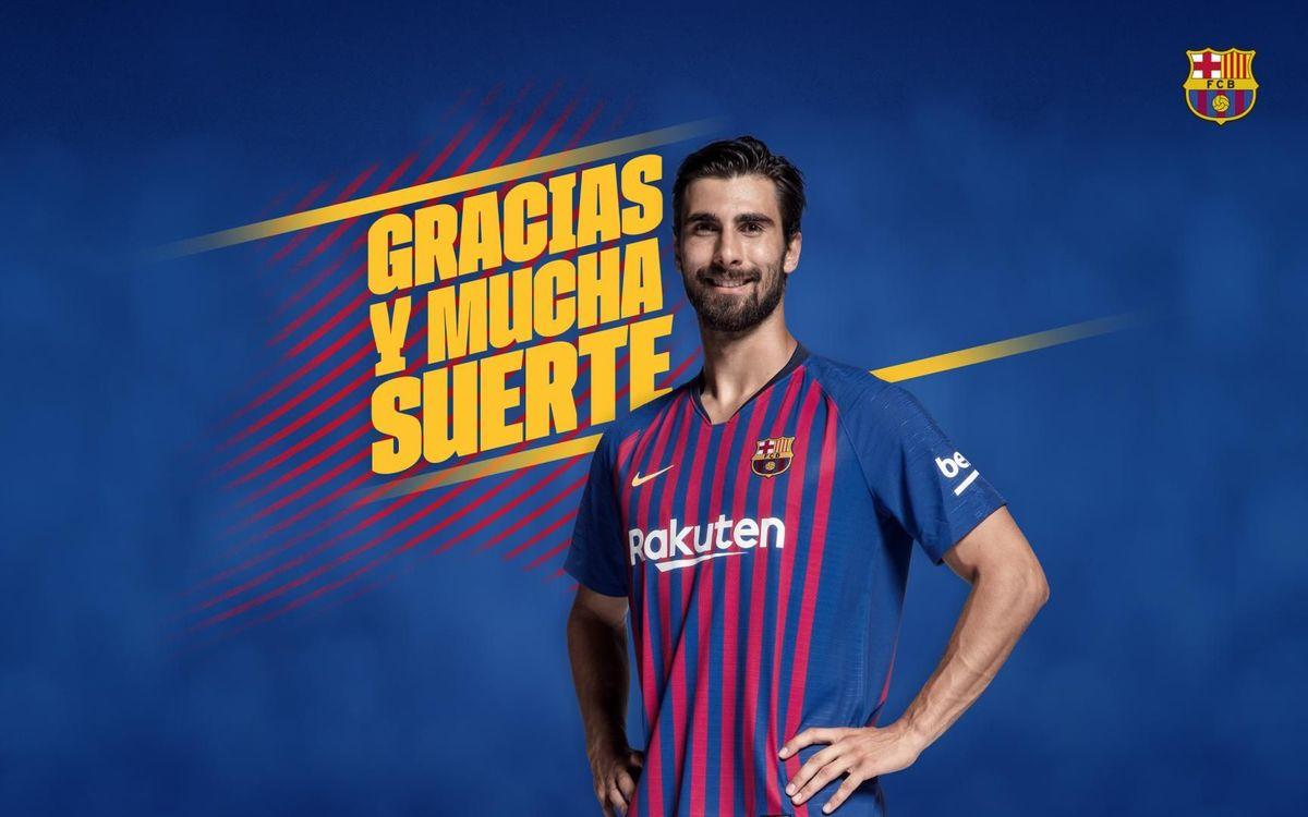 Acuerdo con el Everton por el traspaso de André Gomes