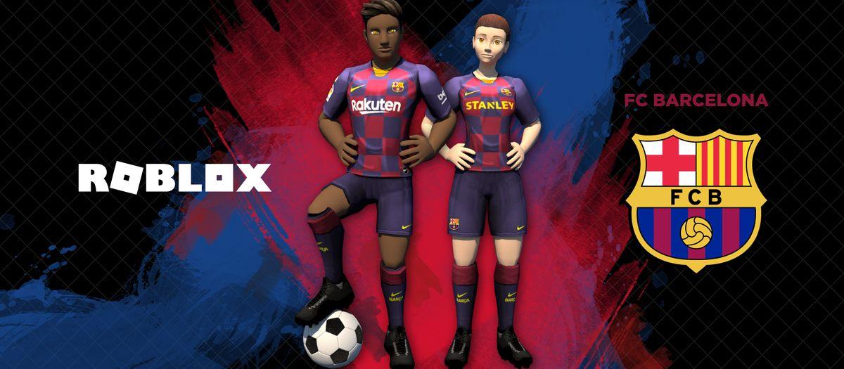 El Barça une fuerzas con Roblox para acercar el club blaugrana a más de 90 millones de niños y adolescentes en todo el mundo