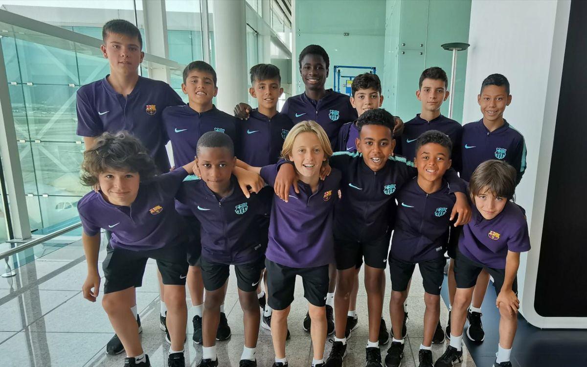 LaLiga Promises Internacional tanca la temporada al futbol formatiu