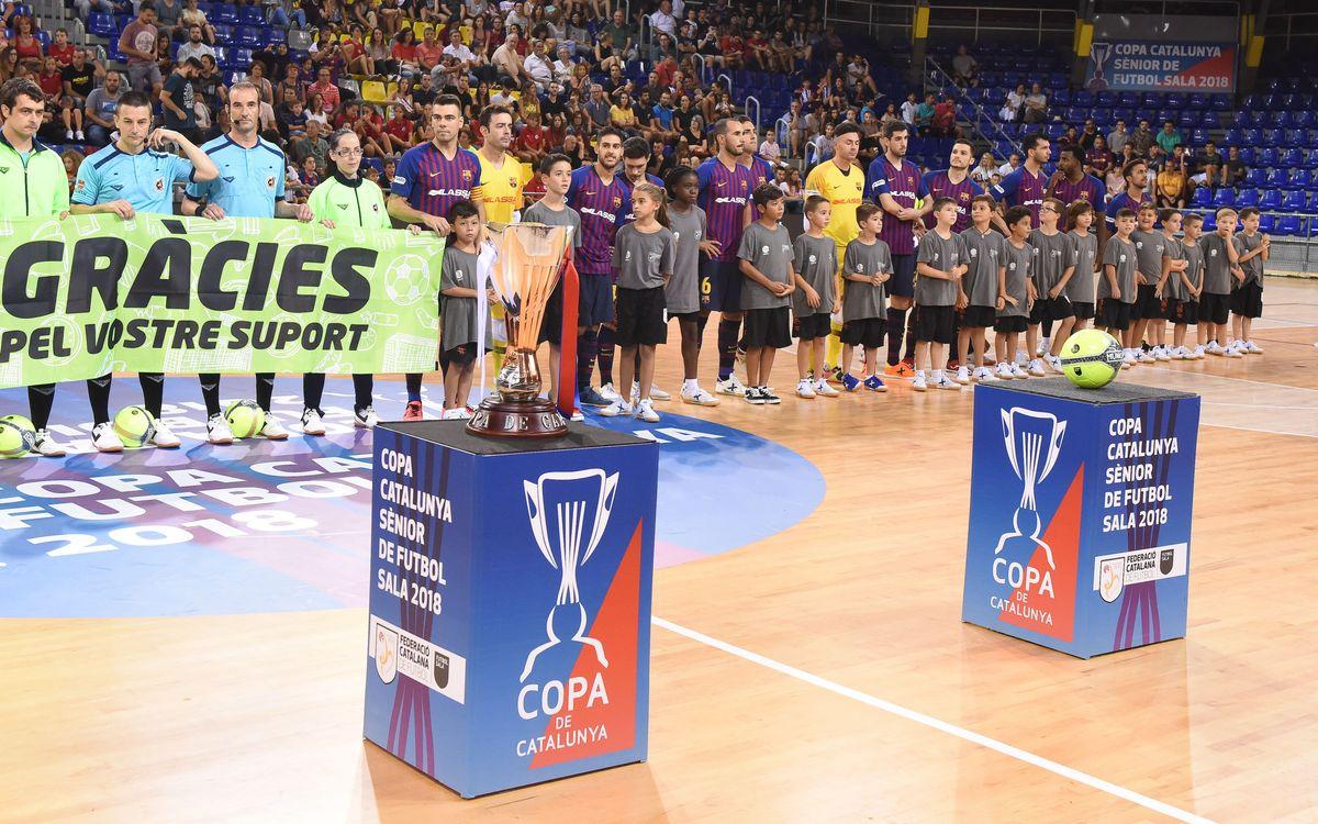 La Copa Cataluña 2019, en Sabadell