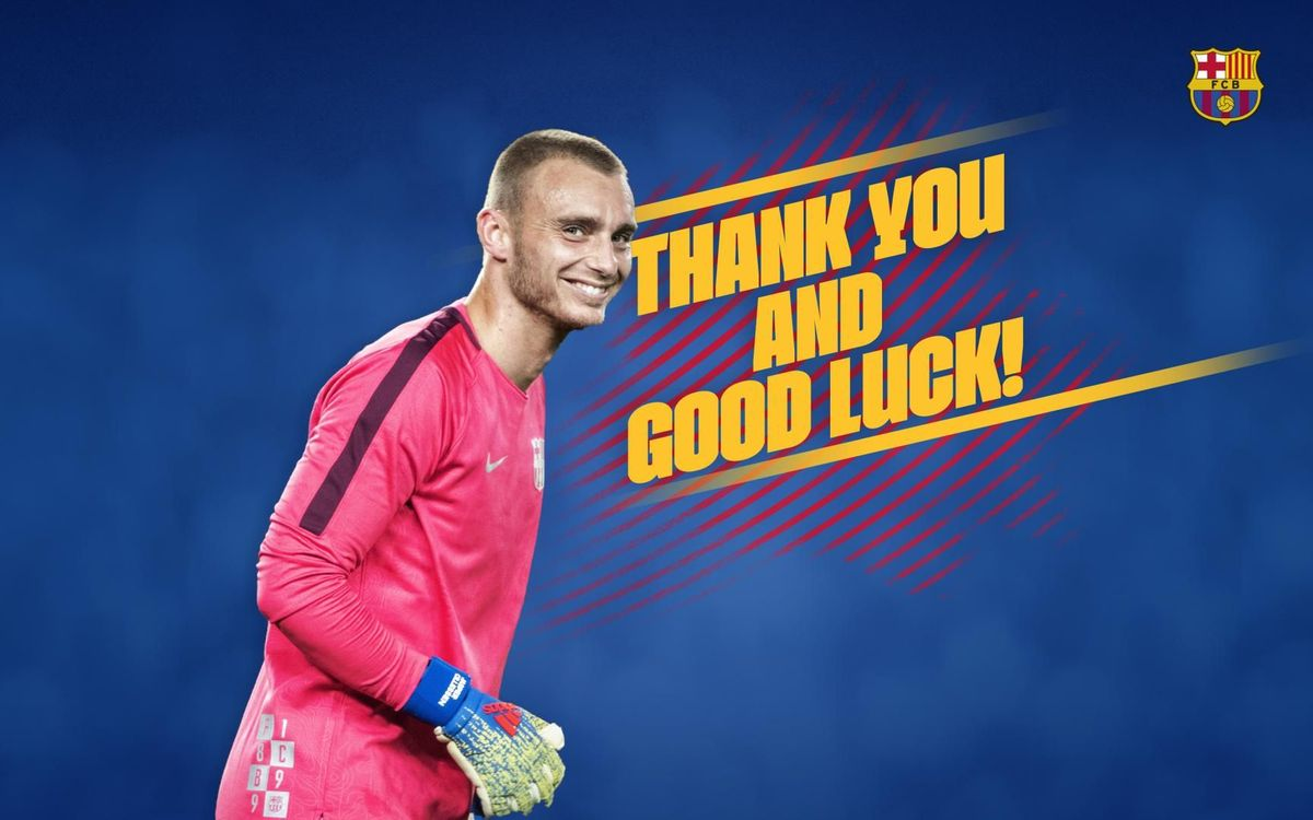 Agreement with Valencia for transfer of Jasper Cillessen